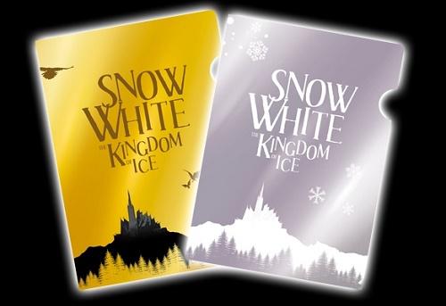 『スノーホワイト/氷の王国』女王様クリアファイル.jpg