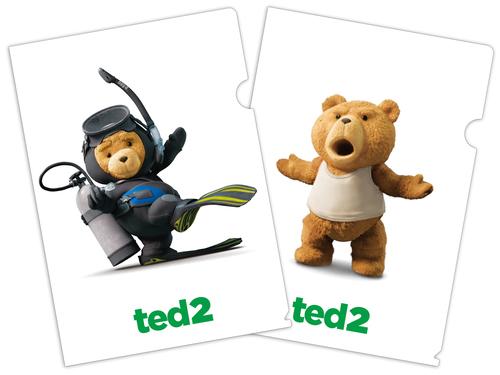 『テッド2』クリアファイルセット画像.jpg